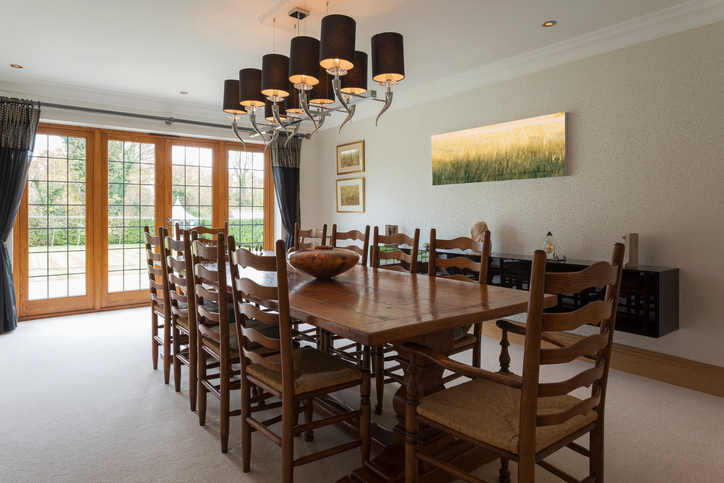 3 Lighting Tips For Your Dining Room