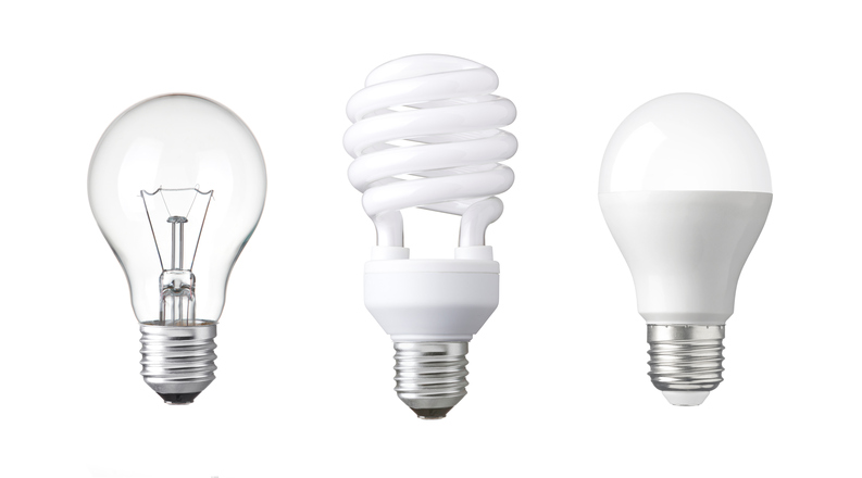 3 Common Types Of Light Bulbs Carolina Electrical Supply Co